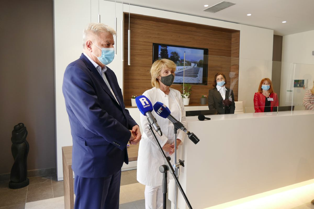 Svečano otvoren novi paviljon za specijalističke ambulante i rehabilitaciju