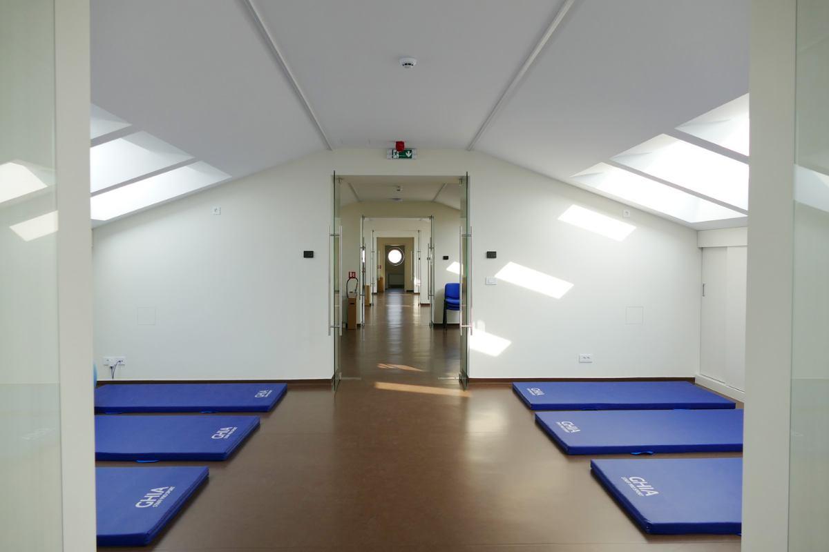 Obavijest pacijentima i korisnicima usluga - Fizikalna terapija i rehabilitacija započinje rad u obnovljenom paviljonu