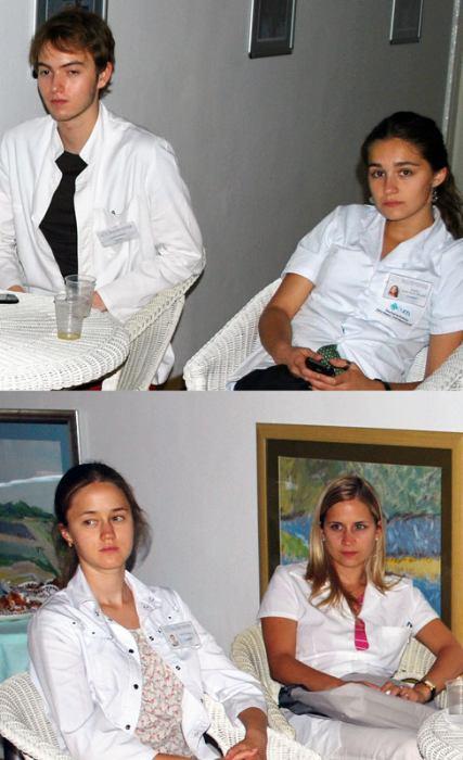Studentice medicine iz Mađarske, Čilea i Rusije u PB Rab