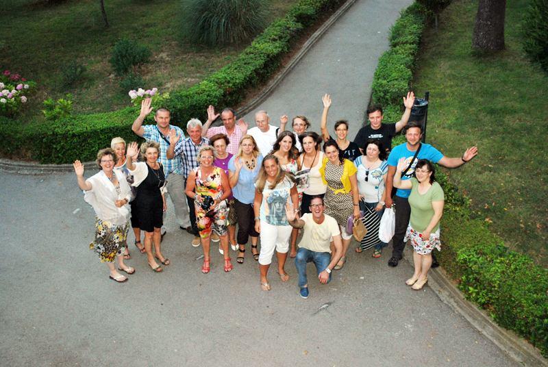 Predstavnici nizozemske ustanove za mentalno zdravlje Dimence u posjetu Psihijatrijskoj bolnici Rab