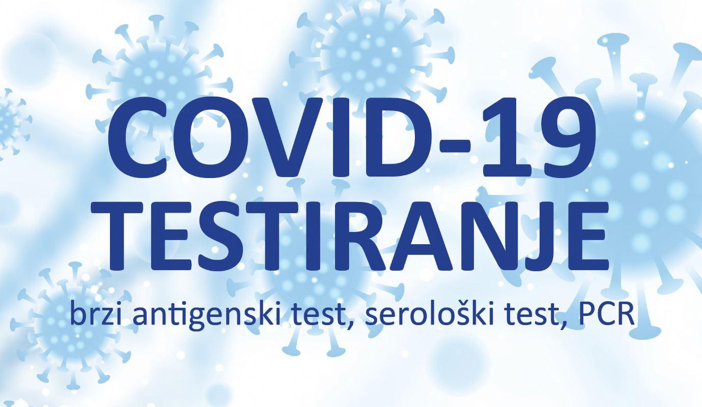 Covid Testing Centar u Psihijatrijskoj bolnici Rab