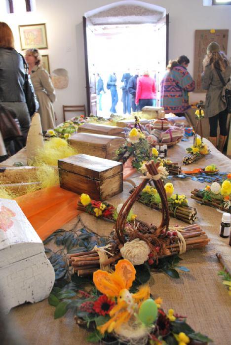 Uskršnja izložba u crkvi sv. Nikole