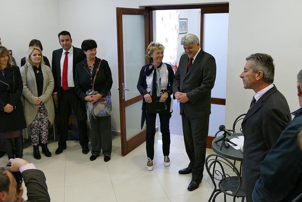 Otvorena ambulanta za fizikalnu medicinu i rehabilitaciju u Psihijatrijskoj bolnici Rab.