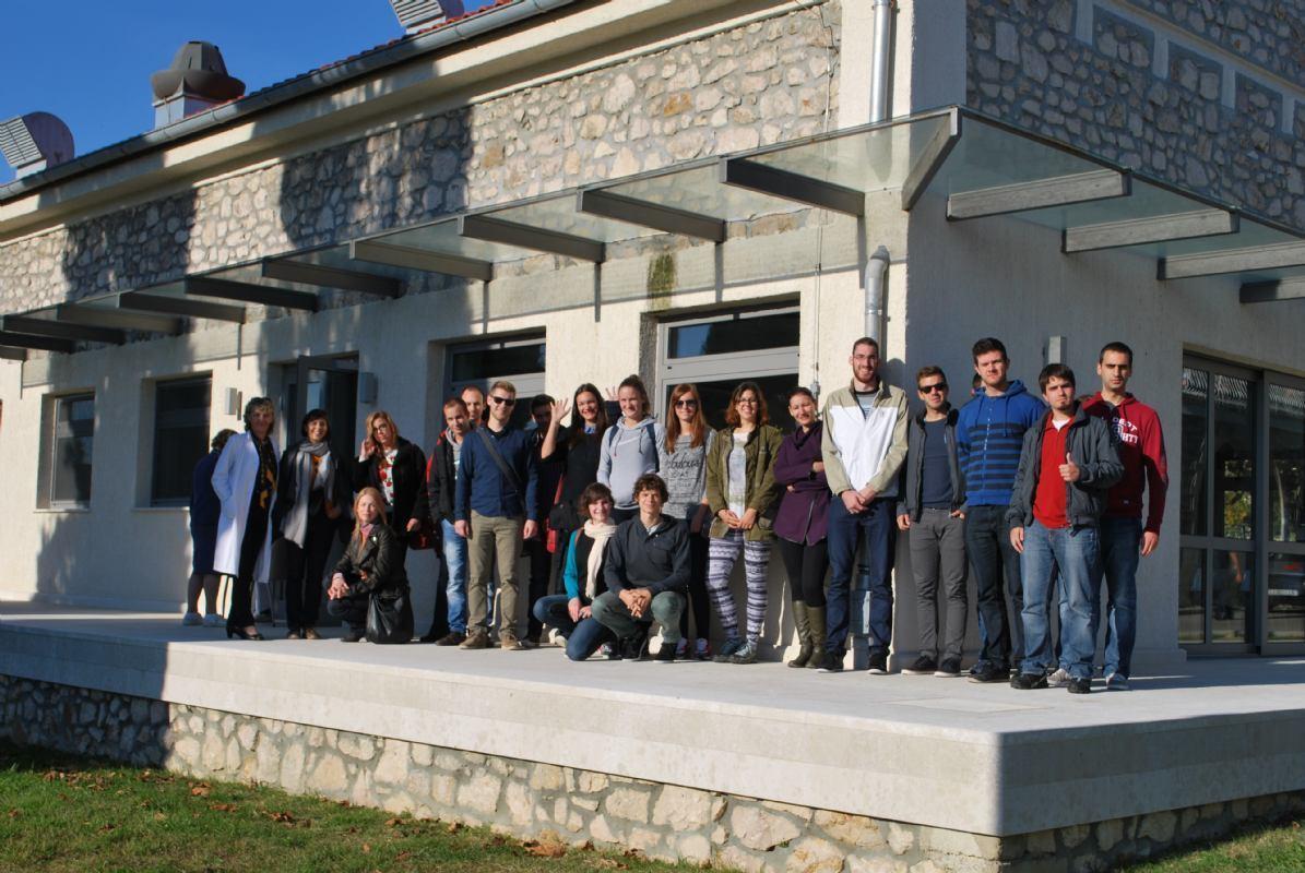 Posjet studenata Građevinskog fakulteta Sveučilišta u Rijeci