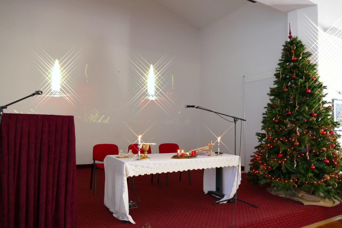 Božićna duhovna obnova u Psihijatrijskoj bolnici Rab