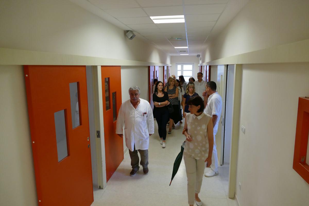 Posjet djelatnika OB Karlovac Psihijatrijskoj bolnici Rab, 10. rujna 2016