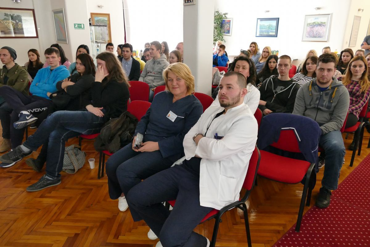 Posjet Medicinske škole Karlovac