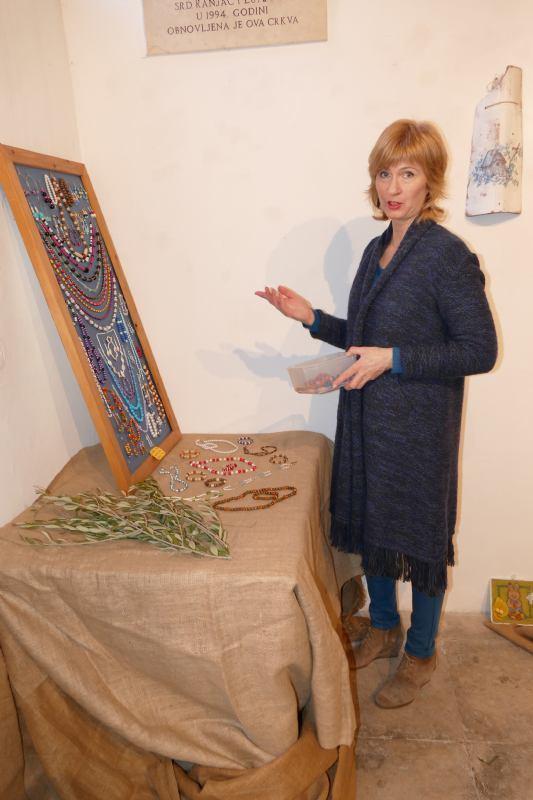 Otvorenje izložbe u crkvi sv. Nikole u Rabu
