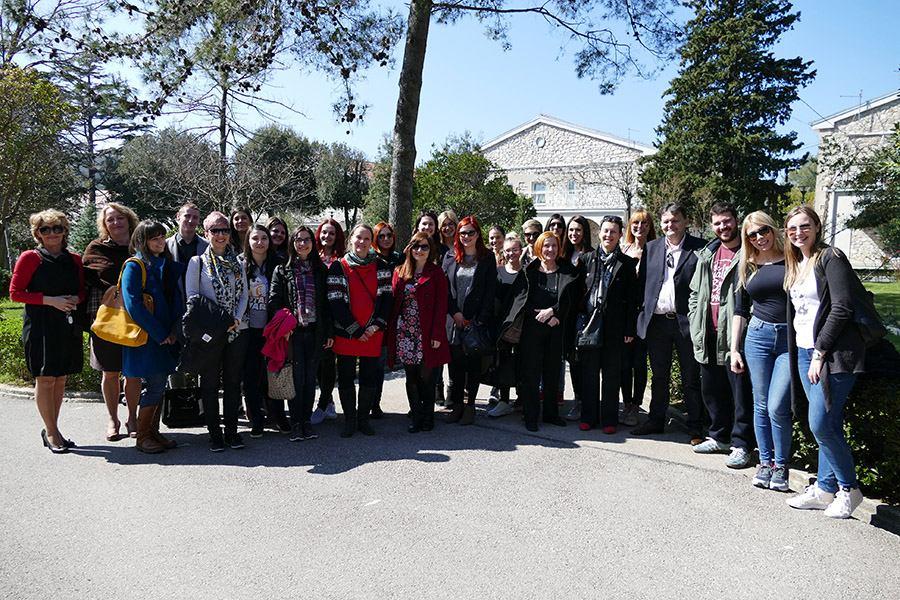 Posjet studenata psihologije iz Zadra i studenata medicine iz Rijeke