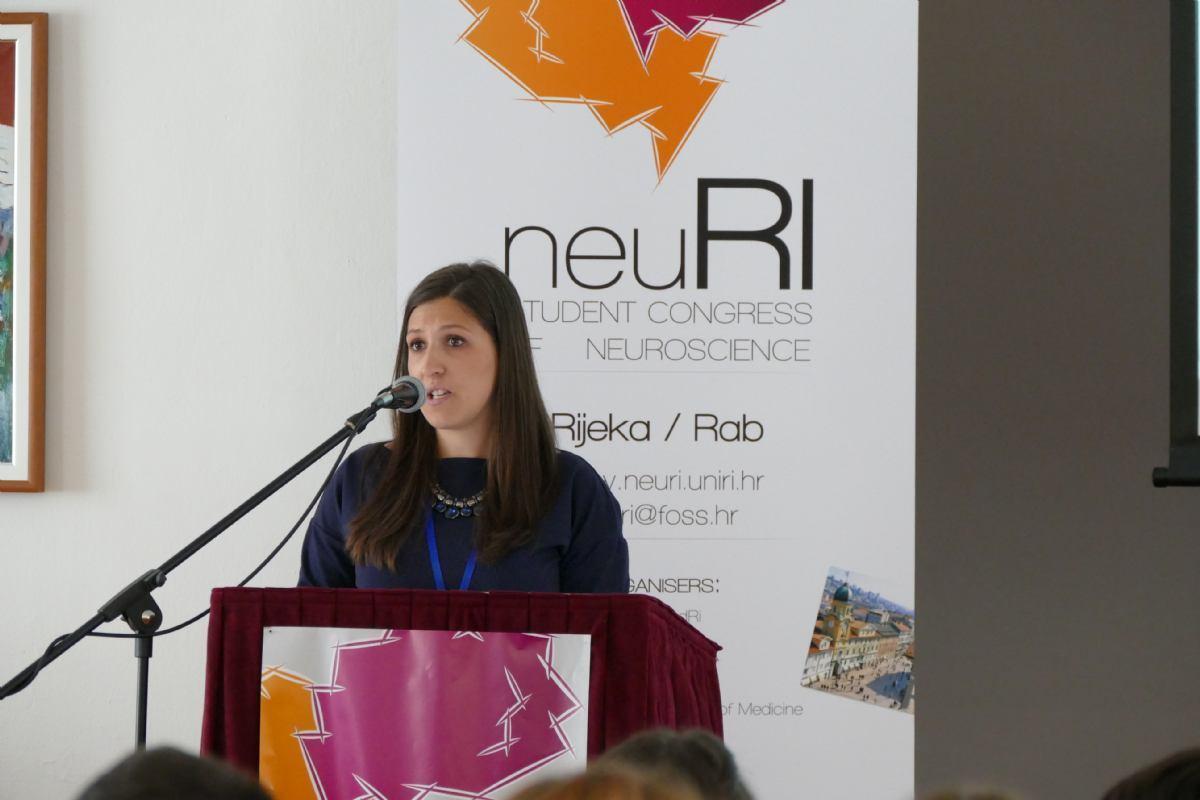 6. studentski kongres neuroznanosti s međunarodnim sudjelovanjem – NeuRi 2016
