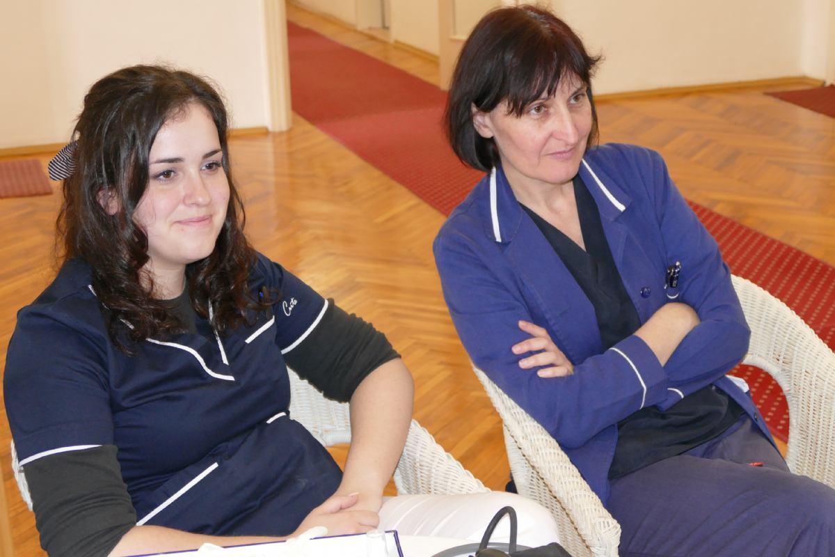U Psihijatrijskoj bolnici Rab obilježen je Svjetski dan zdravlja.
