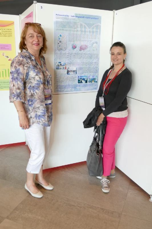 Hrvatski kongres psihosomatske medicine i psihoterapije i 6. Internacionalni simpozij ISPCN / Rab, 18.-20. svibnja