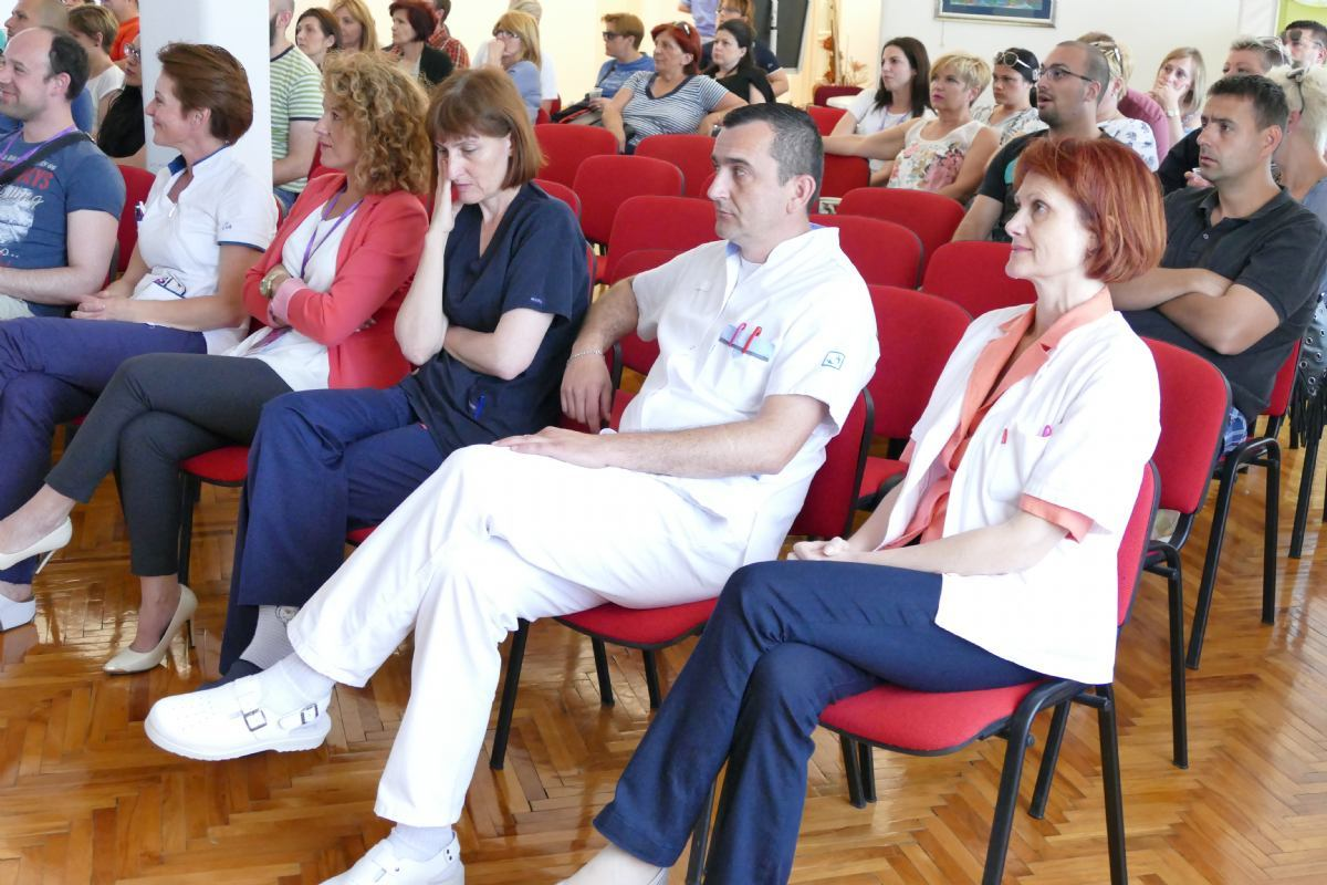Medicinske sestre posjetile  PB Rab
