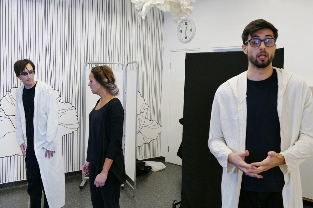 Lucijina priča Udruge Hepatos ponovno u Psihijatrijskoj bolnici Rab