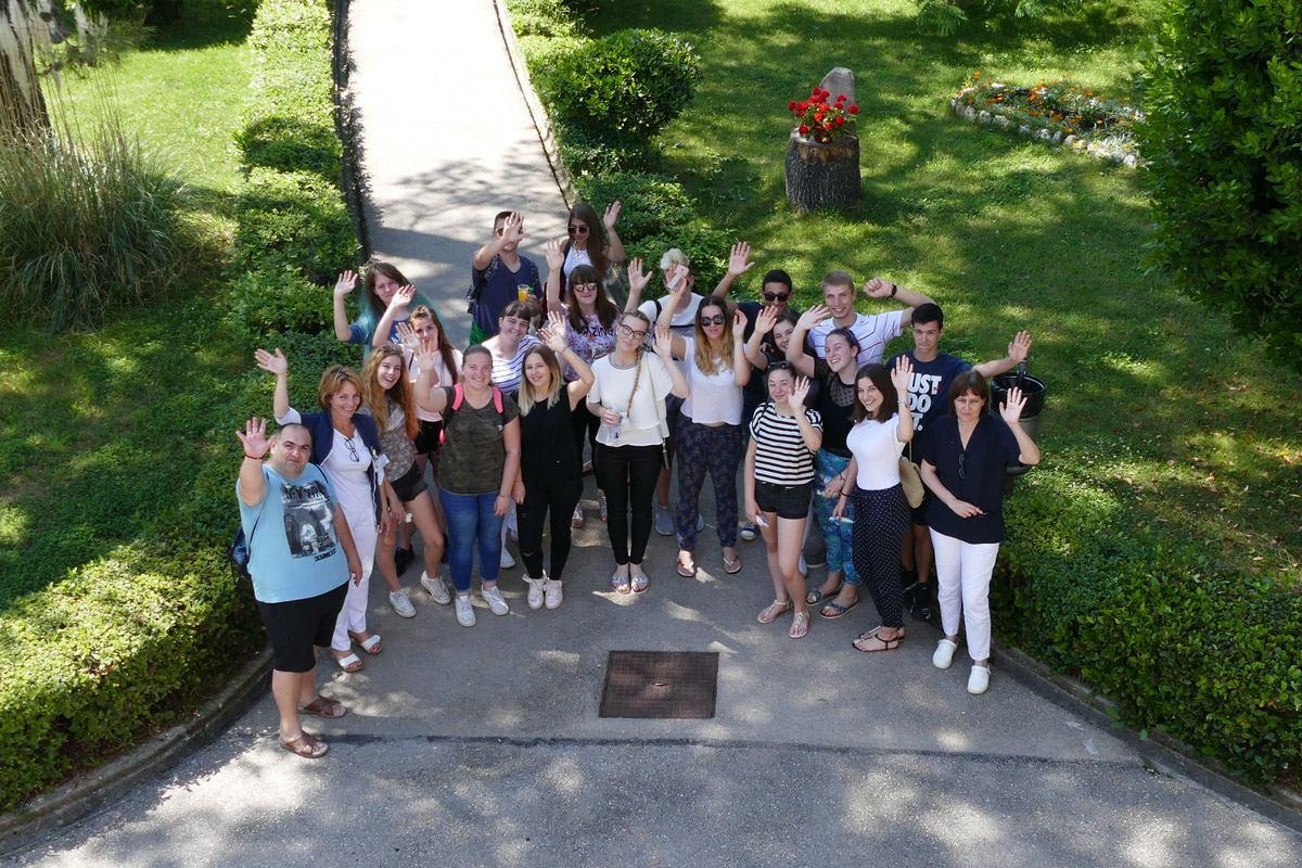 Stručni posjet učenika Medicinske škole u Rijeci