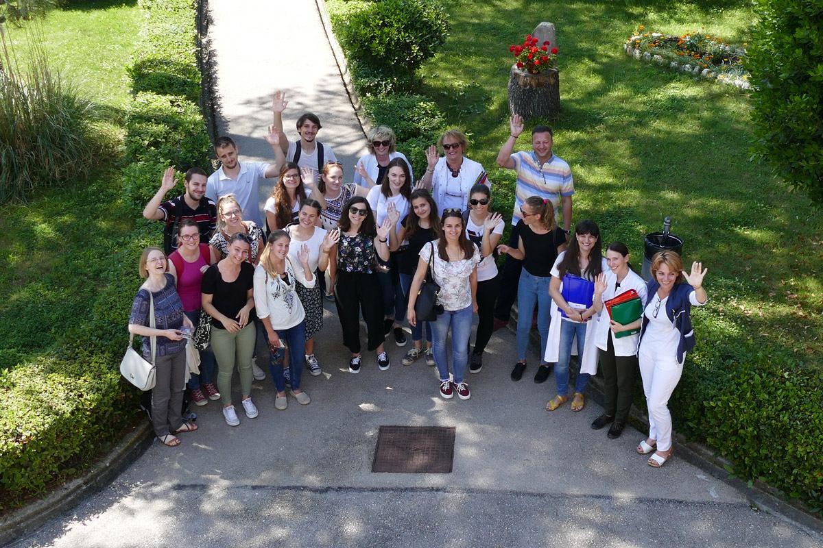Studijski posjet studenata Psihologije