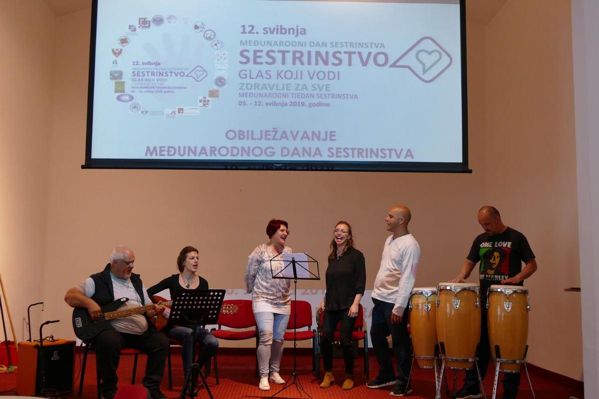 Obilježavanje Međunarodnog dana sestrinstva u Psihijatrijskoj bolnici Rab