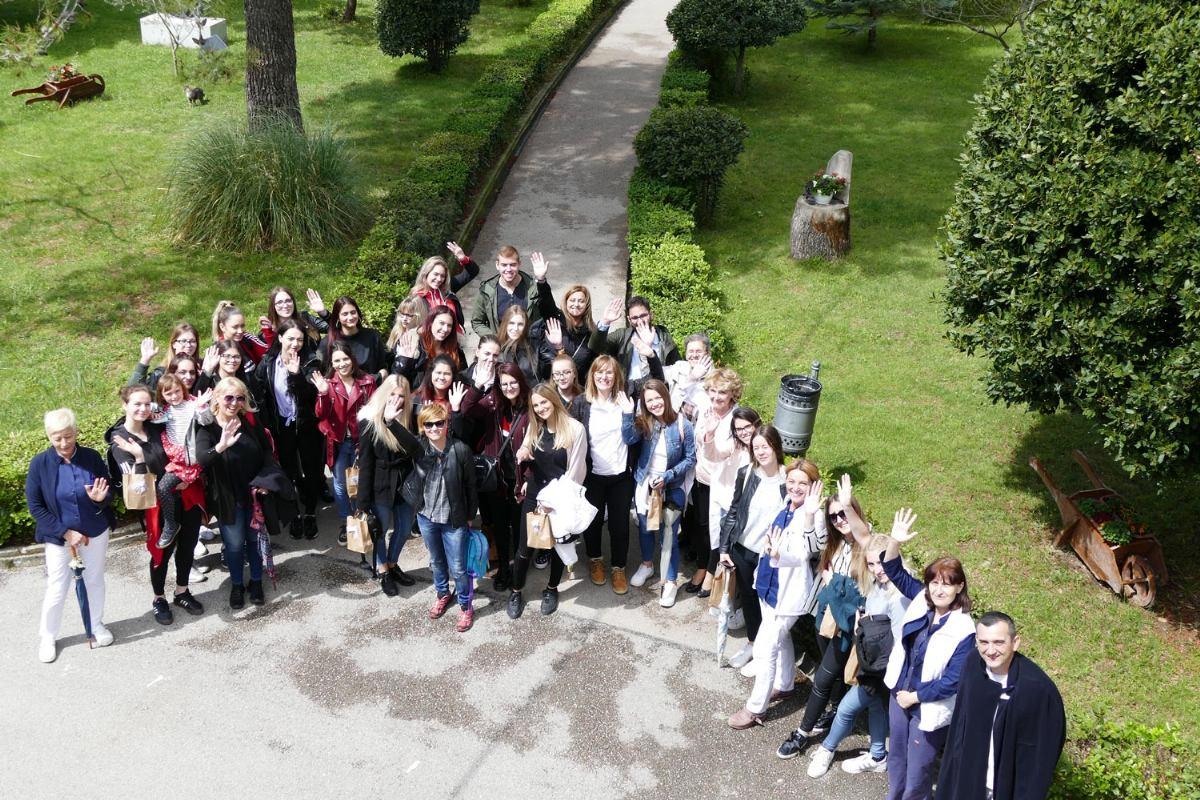 Posjet učenika Srednje medicinske škole u Rijeci