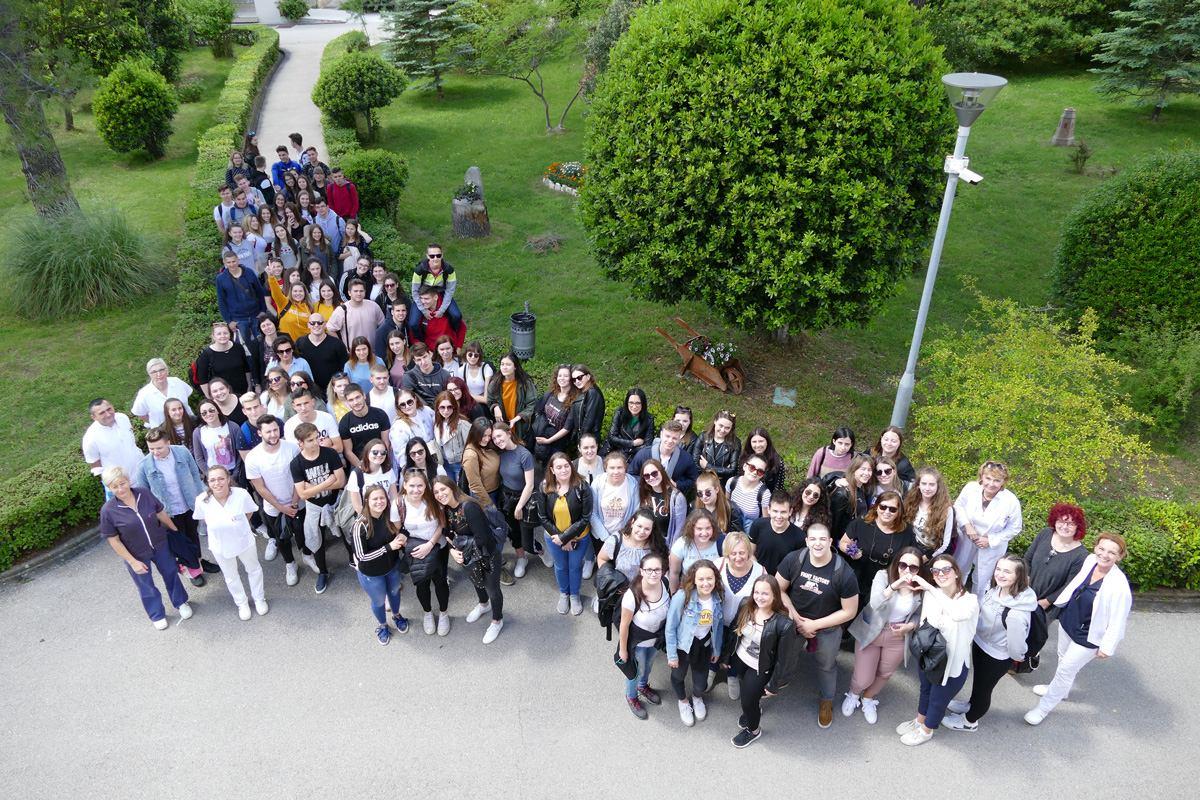 Stručni posjet učenika srednje škole Mlinarska i Medicinske škole Karlovac