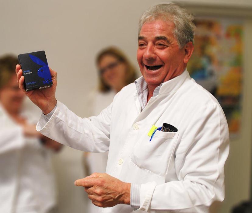 Odlazak  u mirovinu dugogodišnjeg suradnika Frana Španjola