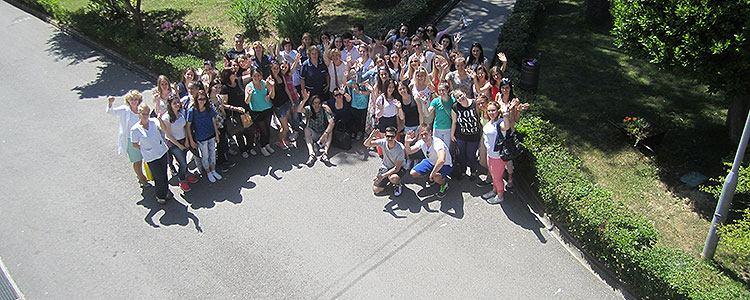 PB Rab posjetili maturanti srednje medicinske škole Mlinarska iz Zagreba sa svojim učiteljima i profesorima