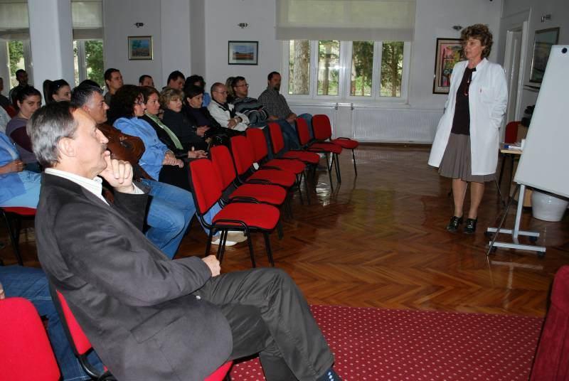 Predavanje prof. dr. sc. Slavka Sakomana