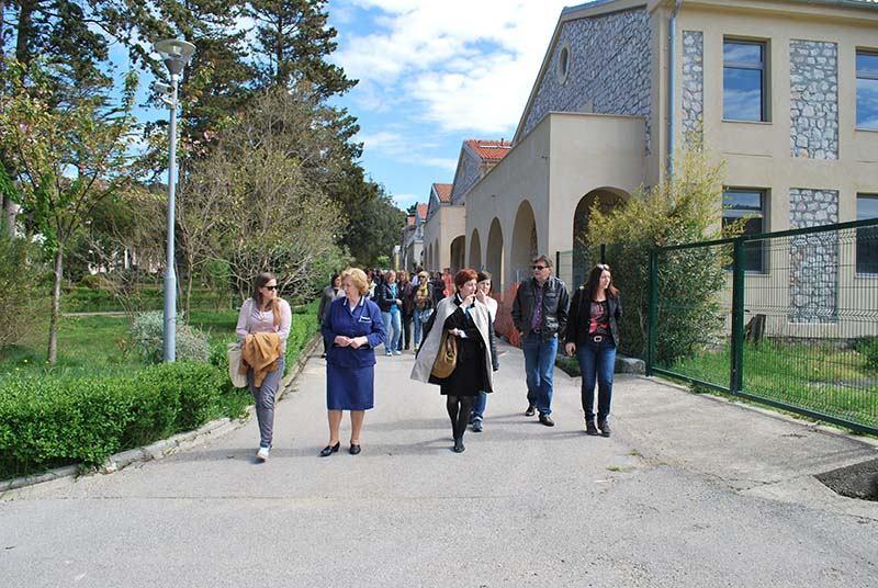 Posjet socijalnih radnika Zadarske županije