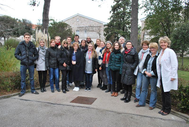 Posjet stranih studenata Medicinskog fakulteta Sveučilišta u Splitu