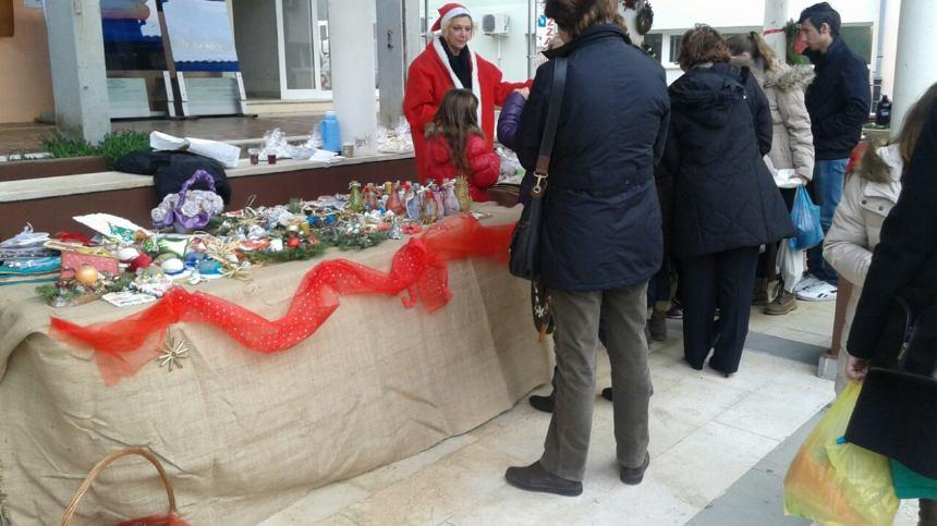Naša Bolnica na Božićnom sajmu