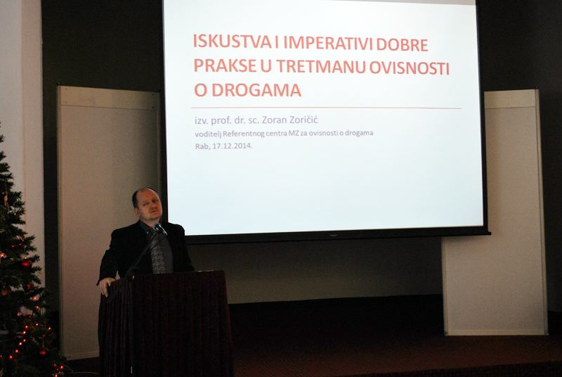 Predavanje prof. dr. sc. Zorana Zoričića