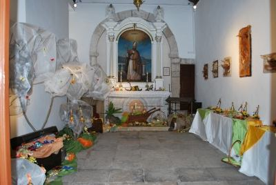 Uskršnja izložba u crkvi svetog Nikole