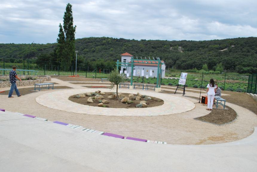 Otvorenje aromatičnog vrta Osjetilni krugovi