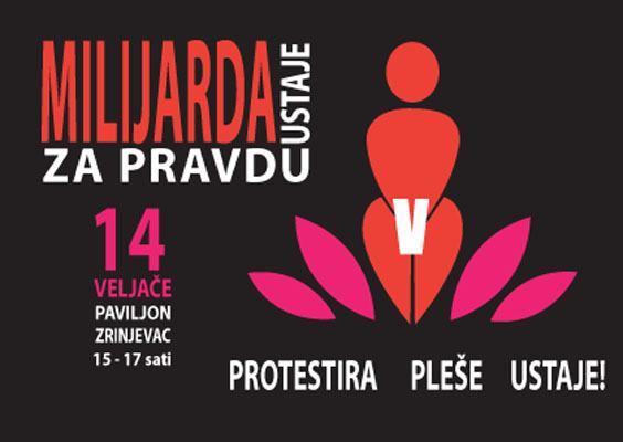 Milijarda ustaje protiv nasilja nad ženama - zaplešimo zajedno!