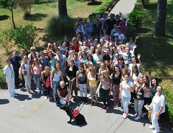 Posjet 4. razreda Škole za medicinske sestre Mlinarska iz Zagreba