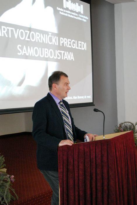 Predavanje prof. dr. sc Alana Bosnar za zaposlenike Bolnice