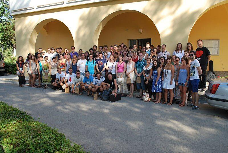 Europski zbor i orkestar studenata medicine 2012.